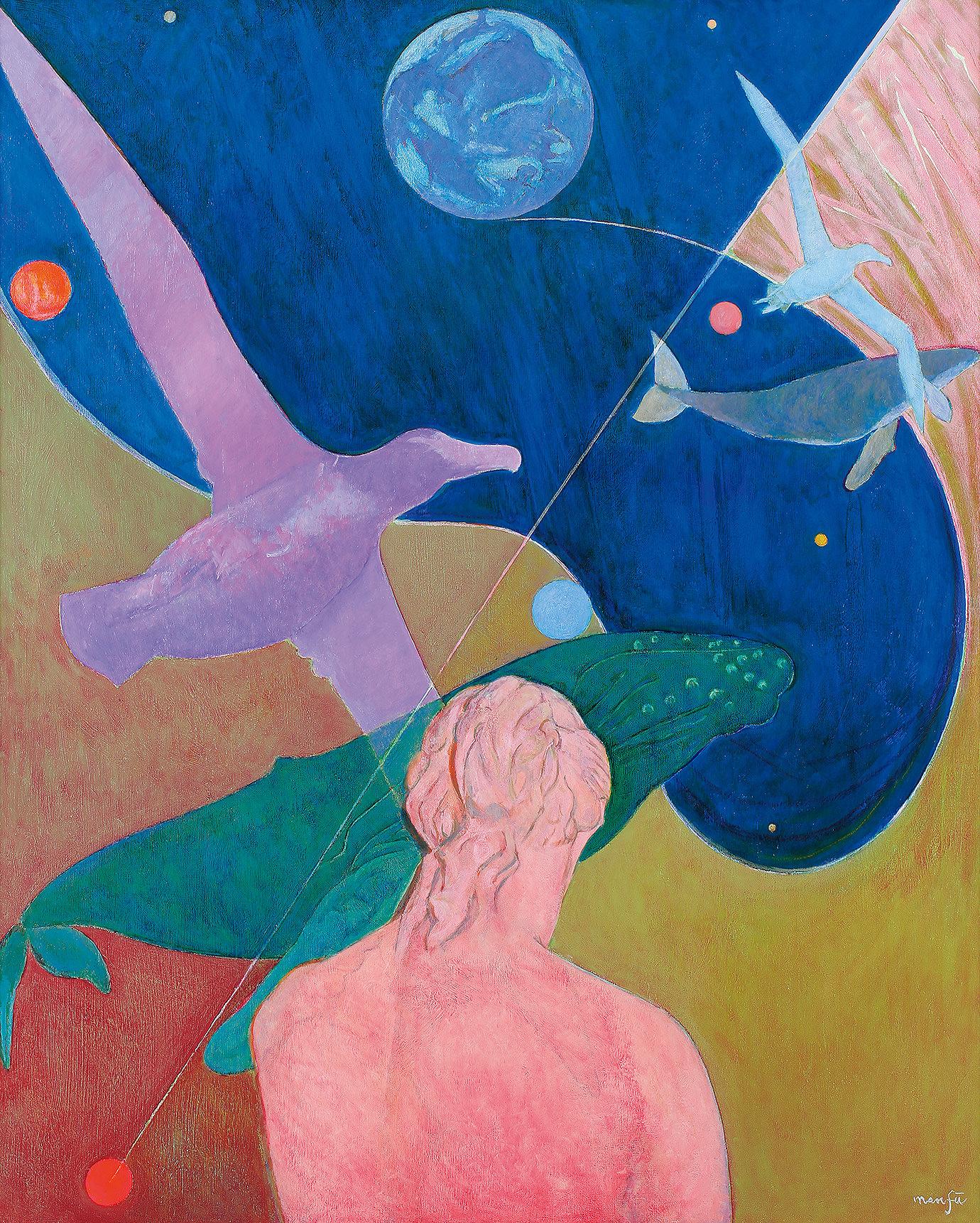 アホウドリの詩―宇宙への旅立ち―