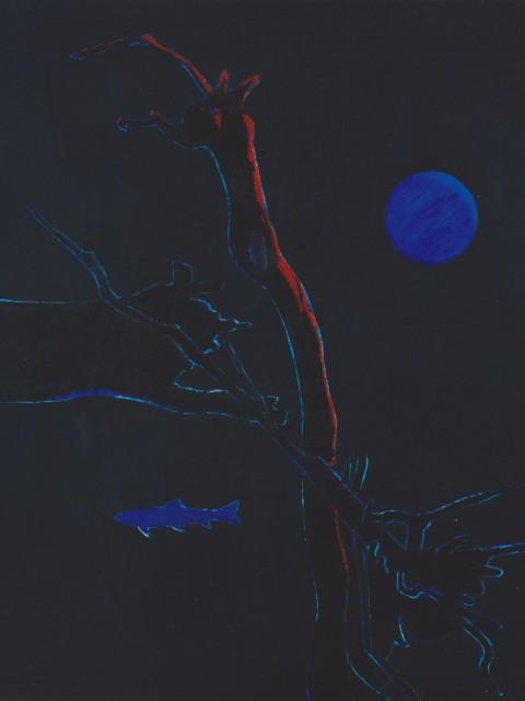 岩魚と地球(2002)