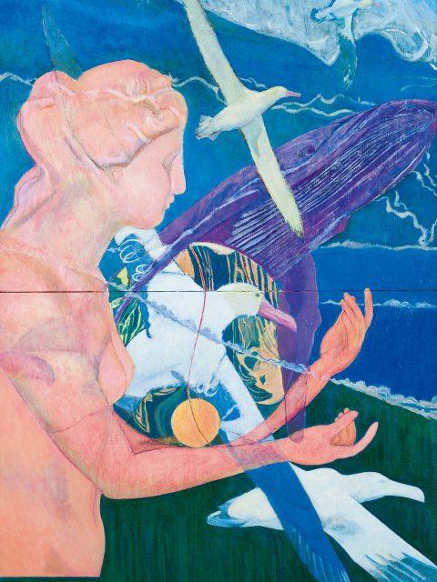 アホウドリの詩―別離―