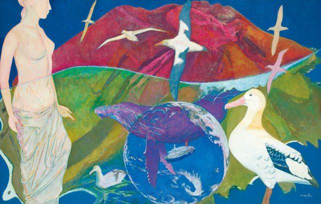 アホウドリの詩―鳥島―