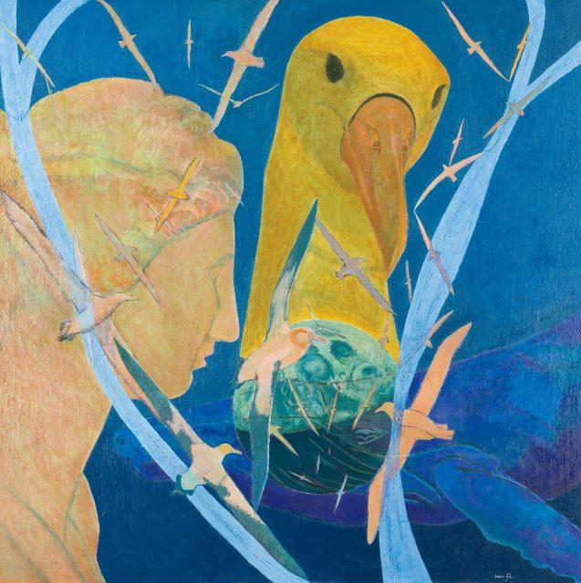 アホウドリの詩―鳥柱―